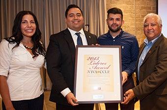 CCLI Liberes Award