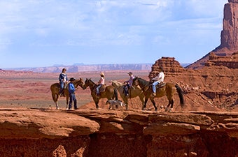 grand canyon horse riding
