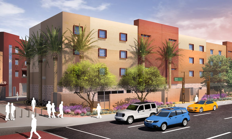 student services facility projects | arizona state university
