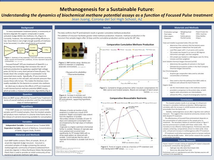 Methanogenesis for a Sustainable Future