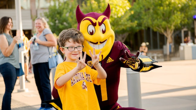 Once Upon a Time ASU instills a love for reading in children