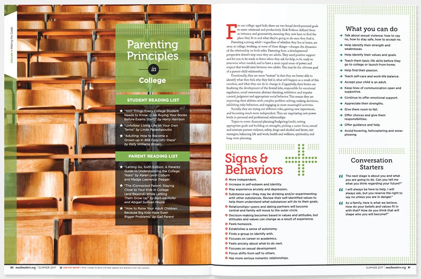 Parenting Principles in College (page 83)