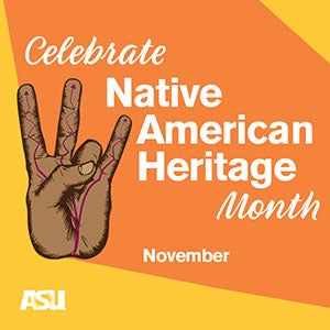 Native American Heritage Month is all of November