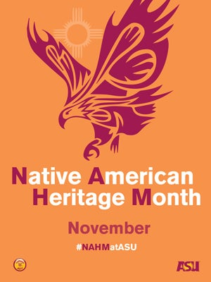 Native American Heritage Month Events   Educational Outreach and ...