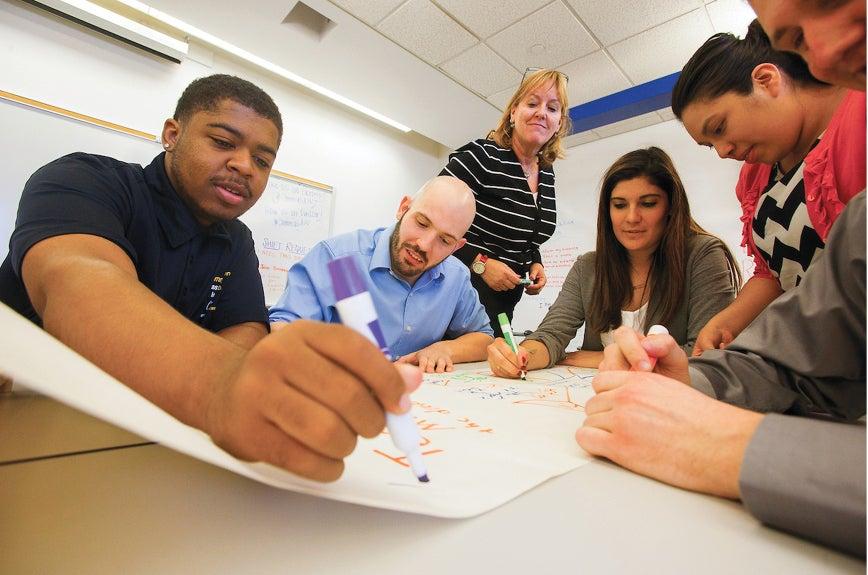 University Academic Success Centers