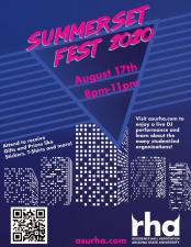 Summerset Fest 2020 details