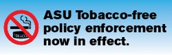 ASU Tobacco-free