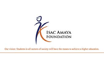Isac Amaya Foundation logo