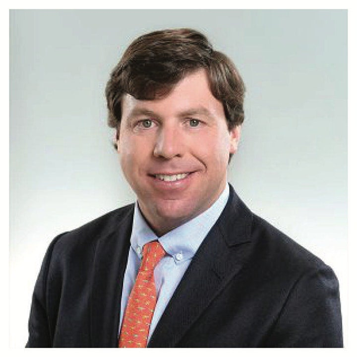 Professional headshot of Alex Taylor, President and CEO of Cox Enterprises, Inc