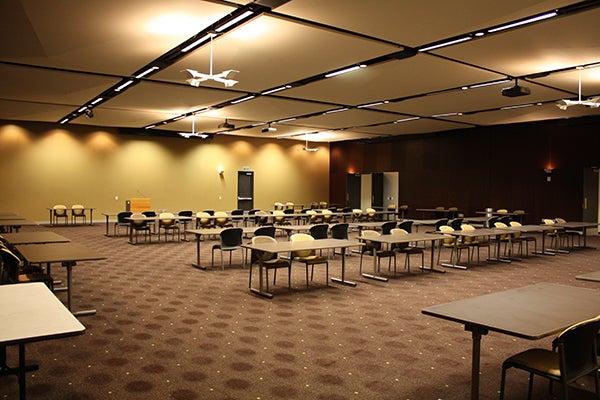 Asu Memorial Union Meeting Rooms