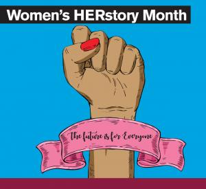 ASU celebrates Women's HERstory Month in March