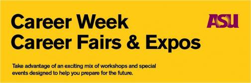 Career Fairs & Expo