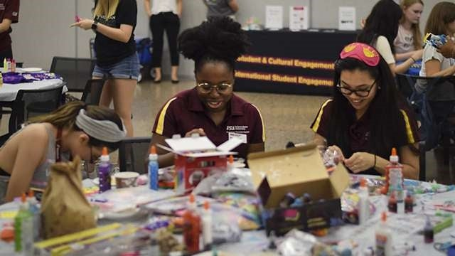 ASU's women's welcome